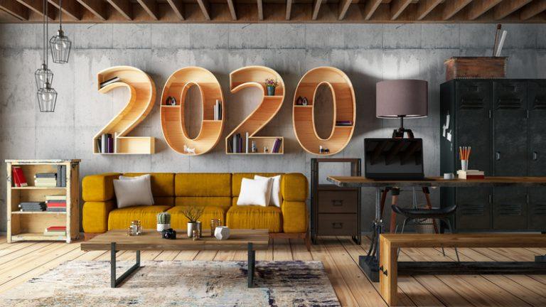 10 kihagyhatatlan lakberendezési trend 2020-ban – Ezek nem csak egy évre szólnak