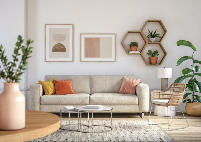 Tavaszi lakásfrissítés – 5 tipp, melyekkel pikk-pakk megújíthatod az otthonod