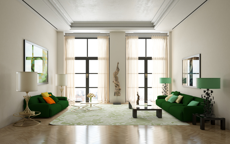 Tavaszi lakásdekoráció – 9 tipp, hogy frissítsd fel az otthonod