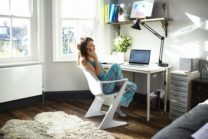 Így varázsolj praktikus dolgozósarkot apró otthonodba – Szuper tippek és inspirációk