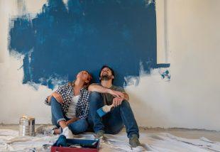 Mennyi festék kell egy szobára? – Kiszámoltuk neked