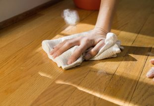 Így tartsd tisztán a fapadlót – Íme, a leghatásosabb tippek