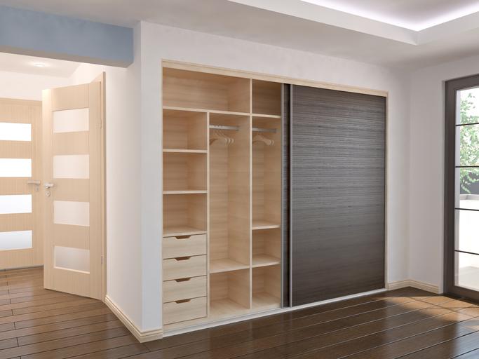 Előszoba beépített szekrény ötletek – Így használd ki a teret