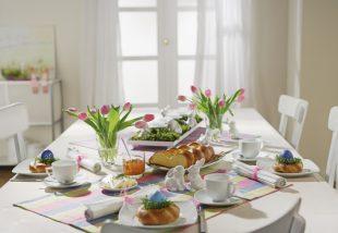 5 húsvéti terítési stílus, hogy te lehess a legjobb házigazda