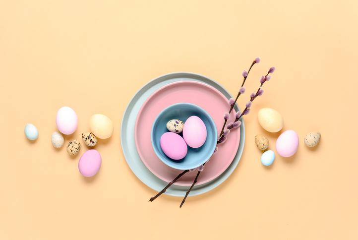Dizájnos tojások húsvétra – Így lehetnek trendik a húsvéti tojásaid