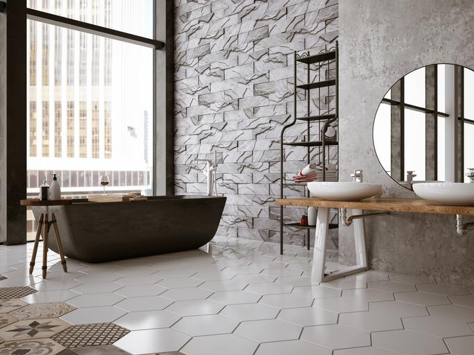 Luxust olcsón a fürdőbe! 3 szuper ötlet, amit érdemes ellesnünk
