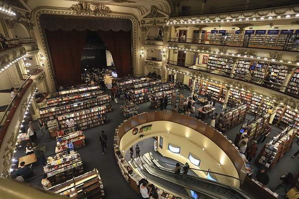 Amikor a könyv egyben öltöztet is! Íme, a világ legszebb könyvesboltjai