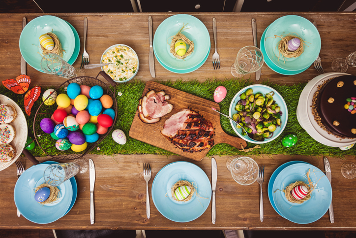 A legszebb húsvéti dekorációk kezdőknek és haladóknak