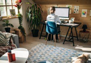 A hatékony otthoni munkavégzés nyomában – Ezekre figyelj a dolgozósarok kialakításakor