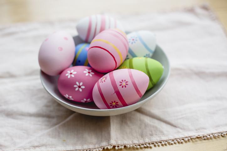 20 kedves húsvéti dekoráció, amivel stílusosan és kreatívan várhatod a nyuszit