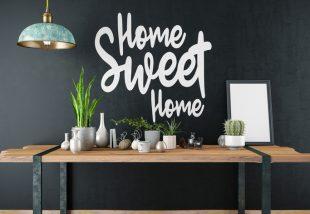 Táblafestéket minden otthonba – Így dekoráld kreatívan a lakásod falait