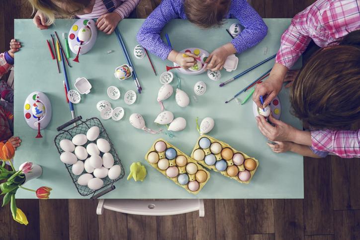 Húsvéti lakásdekor saját kezűleg – Íme, 4 gyorsan elkészíthető stílusos dísz