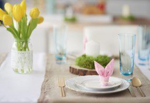 húsvét a lakásban
