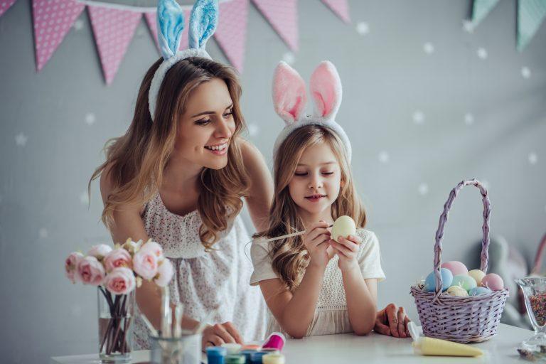 Minden idők legjobb húsvéti dekorációs tippjei egy helyen!