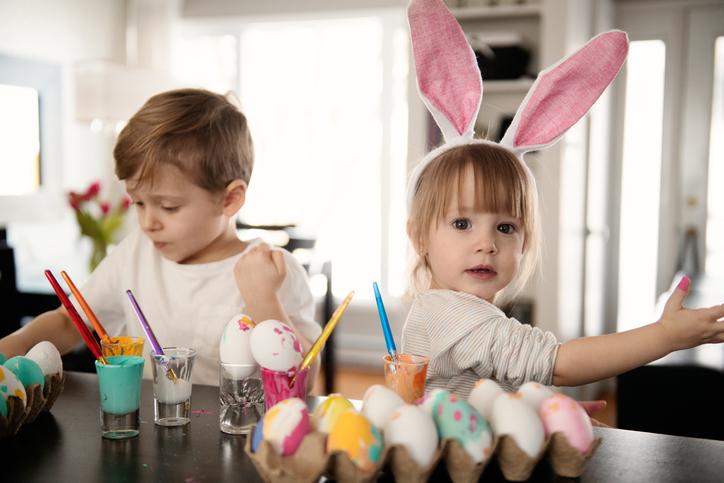 Húsvéti DIY gyerekeknek – Ez a 3 dekoráció lesz gyermeked kedvence