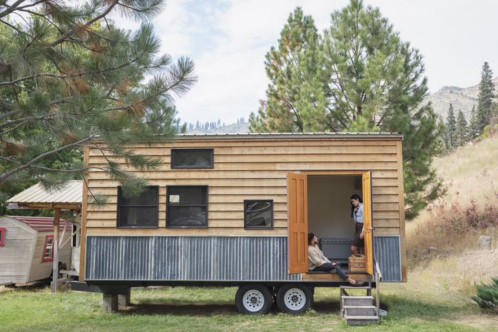 Élet 25 négyzetméteren? Lehetséges! – Nézd meg a legkreatívabb apró otthonokat
