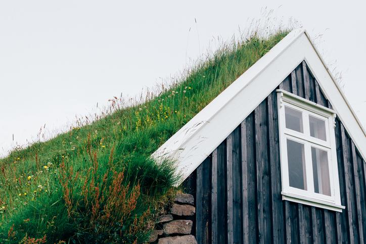 Ilyen előnyökkel járnak a zöldtetős házak – Ezek után Te is ilyet szeretnél