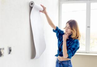 Felújítás frász helyett: 7 tipp, hogy könnyebben áttapétázhasd a szobádat
