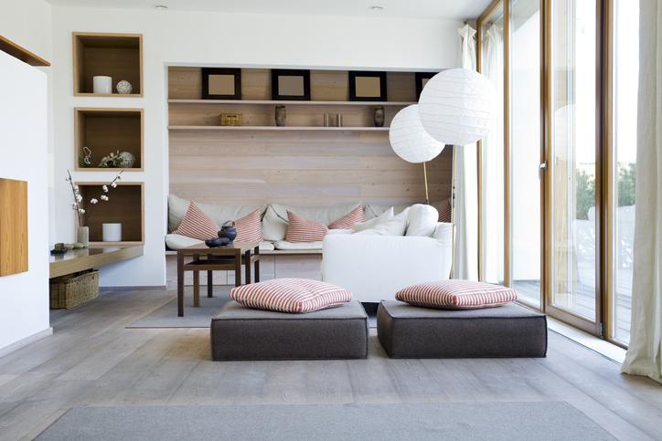 Így néz ki egy modern nappali 2020-ban – Ezekre figyelj a berendezésnél!