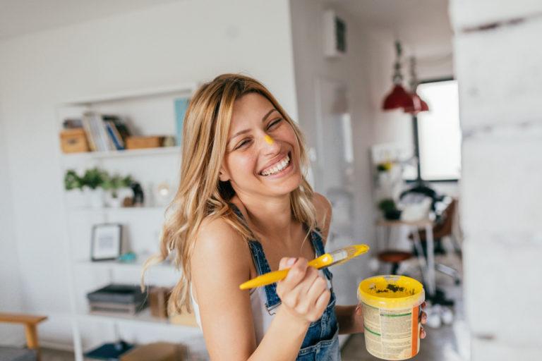 Kreatív szobafestés – Így varázsold egyedivé az otthonodat!