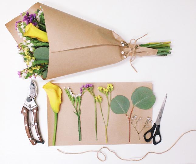 Anyák napi DIY virágcsokor – Így készítsd el a legegyedibbet