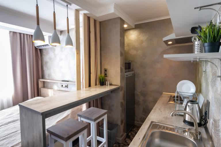 5 tipp, hogyan lesz a kis konyhából nagyszerű élettér