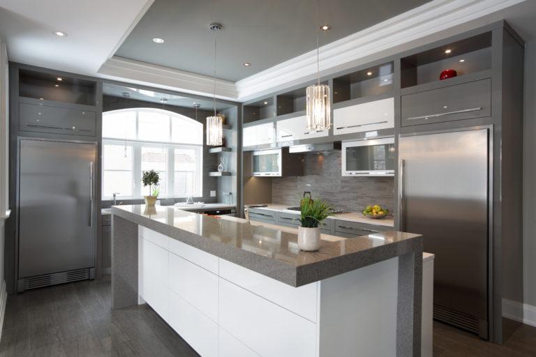 Szürke konyhát szeretnél? Ezt az 4 tanácsot fogadd meg