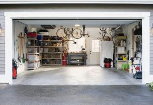 Kicsi a garázsod? Fogadd meg a 3+1 rendszerező tippünket, a maximális helykihasználás érdekében