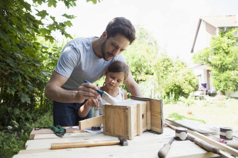 3 hasznos DIY projekt gyerekekkel