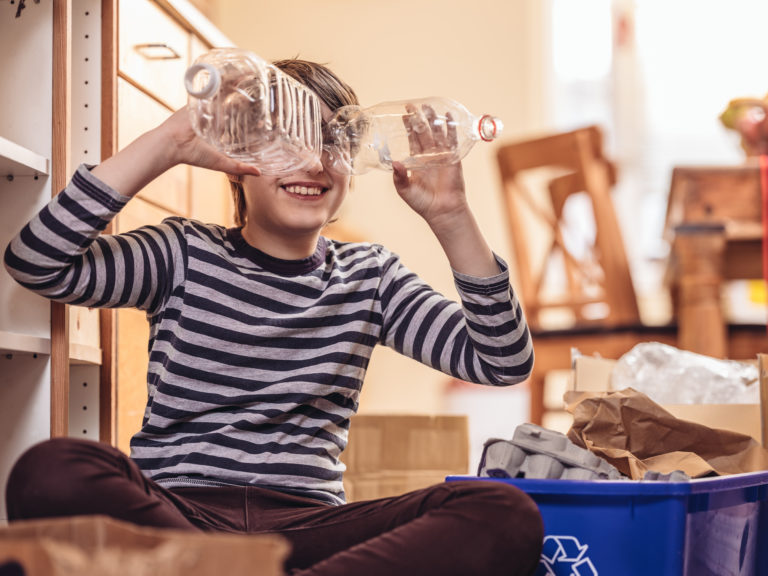 Újrahasznosítós ötletek, avagy ötletes újrahasznosítás