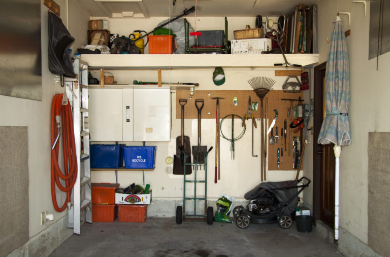 5 tipp, hogy kicsi garázsod kényelmes legyen
