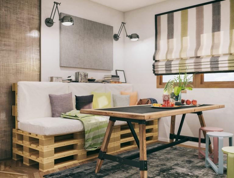 Raklap bútor készítése házilag – Nem is olyan bonyolult, mint hinnéd!