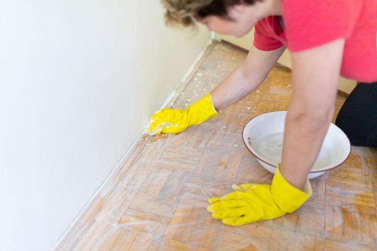 Festés utáni takarítás – Erről az 5 teendőről ne feledkezz meg!