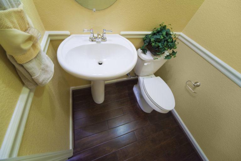 5 tipp, hogy nagyszerűvé varázsold a kicsi mosdódat