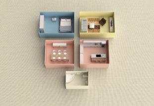5 falszín, amitől nagyobbnak tűnik egy kicsi szoba – Melyiket választod?
