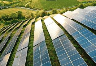 Az első napelemparkok Magyarországon