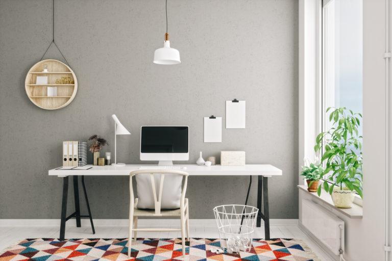 Csináld magad íróasztal – 5 lépésből különleges munkapultot varázsolhatsz magadnak