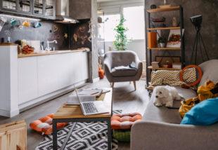 Kis lakás, praktikus trükkök – 8 tipp kis terek optikai tágítására
