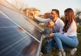 Miért ilyen népszerű a napelem?