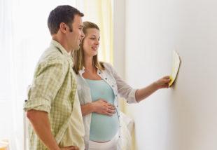 Az 5 legjobb falszín a babaszobába – Mutatjuk, melyik mire jó