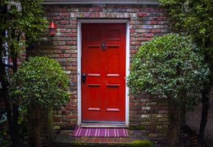 Íme, 5 növény, amivel stílusos bejárati ajtót varázsolhatsz otthonodhoz