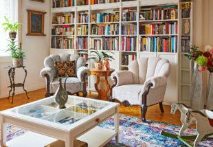 A betűk szerelmese – Ez a lakás maga a történelem