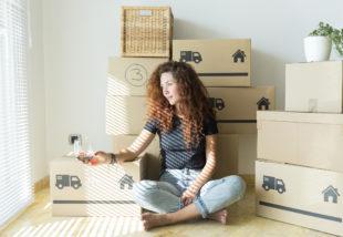 Doboz doboz hátán – Íme, 4 tipp, hogyan ne ess szét a költözés alatt