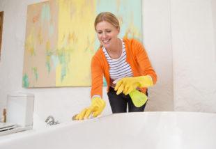 Így NE takarítsd a fürdőszobát! – A rossz szokások listája