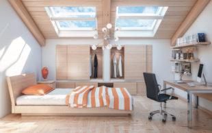 Miért válassza a tetőteret? Háztervezési tippek 1.