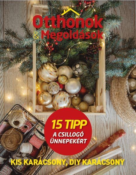 Adventi Megoldások #12 - Alternatív karácsonyfák, melyek nem láttak fenyőt