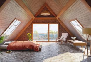 A padlás beépítésén gondolkozol? Elhoztuk a leginspirálóbb ötleteket