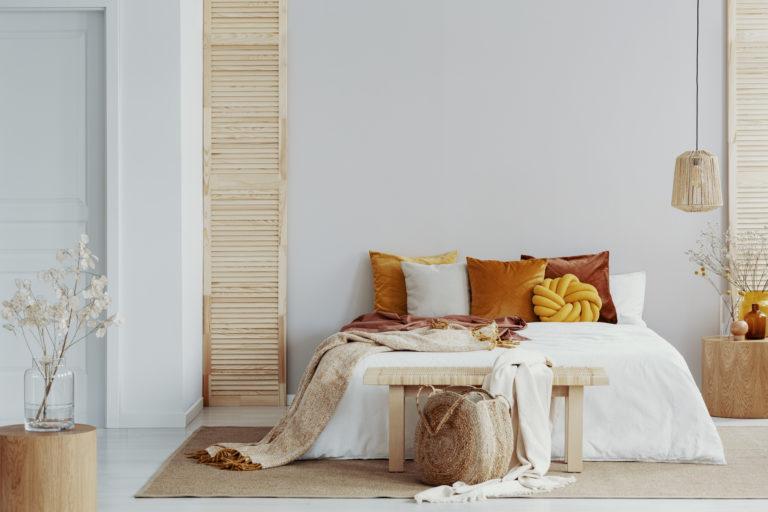 Így melegítsd fel 4 lépésben a hálószobádat őszre!