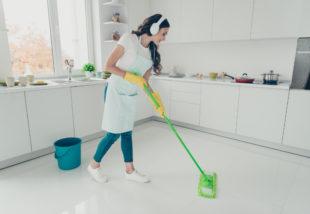 Csak 1 perc! – Ennyi idő kell, hogy mindig tiszta legyen az otthonod