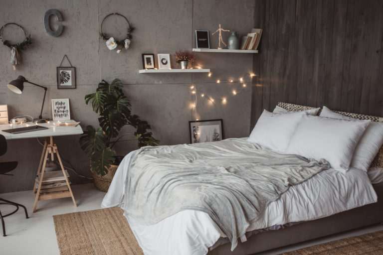 Az ágyazás új szintje! Így vesd be fekvőhelyed, hogy az szobádra is jó hatással legyen